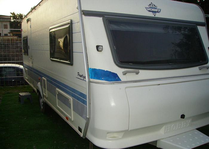 Accessori Bagno Di Marca : Franco caravan vendita roulotte usate e usati di