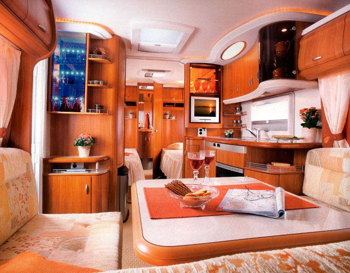 Franco caravan vendita roulotte usate e caravan usati di - Immagini di tende da interno ...